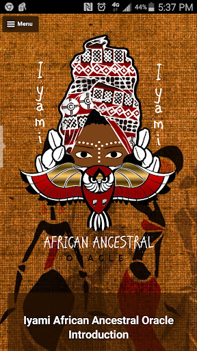 Iyami African Ancestral Oracle