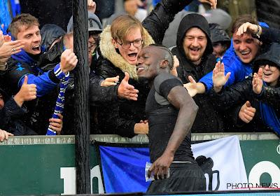 Diagne viert met 'ad fundum', Clement had vier (!) centrumspitsen over