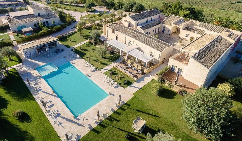 Villa avec piscine Noto