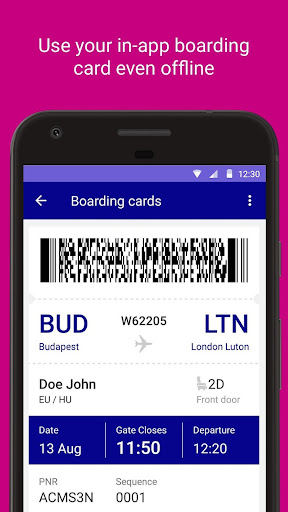 Wizz Air  screenshots 3