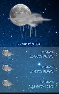 Weather Report Free screenshot 3