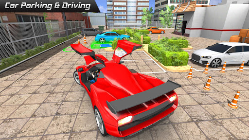 Sports Car Parking 1.0 screenshots 3