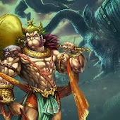 Hanuman VS Ravana Sena Fighting War : Indian Games