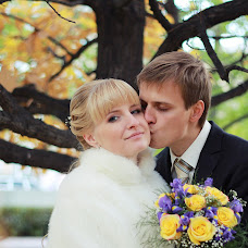 Wedding photographer Toma Evsyukova (EvsuVdo). Photo of 16.12.2013