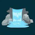 HD Waterfall Idea icon