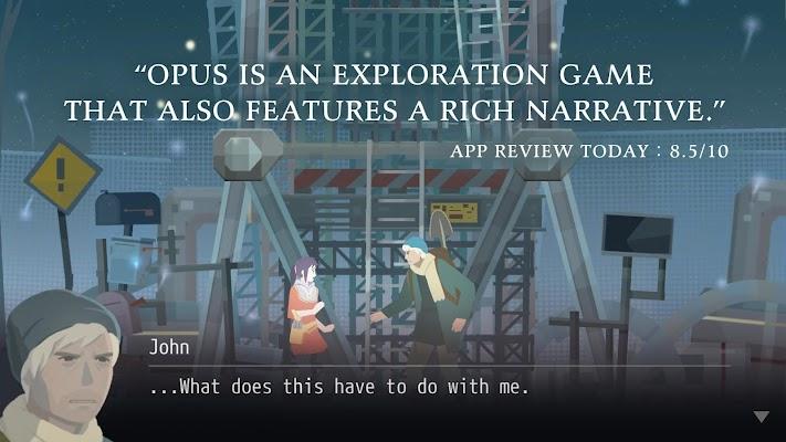 OPUS: Rocket of Whispers Screenshot Image