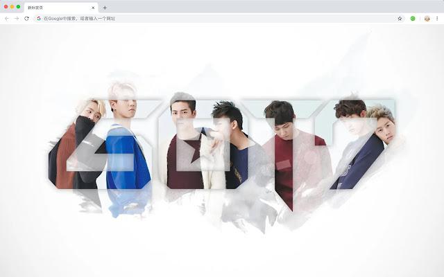 GOT7 新標籤頁 壁紙收藏