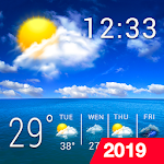 Weather Forecast & Live Wallpaper 16.6.0.50022