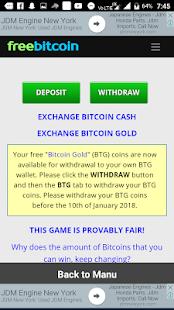 Bitcoin Claim - Earn Free Bitcoin - náhled