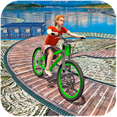 Impossible Tracks: kid Bicycle