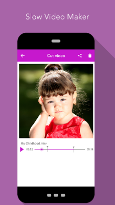 Slow Motion Video - screenshot