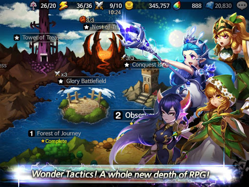 Wonder Tactics 1.6.1 screenshots 5