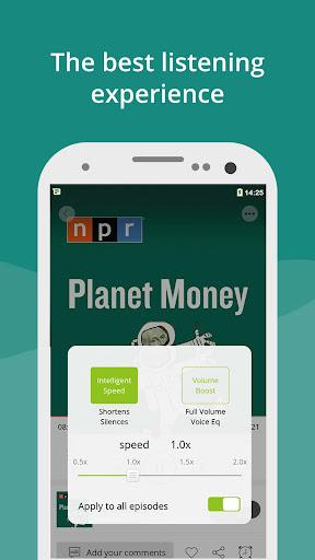 Podcast App & Podcast Player - Podbean 7.6.6 screenshots 4