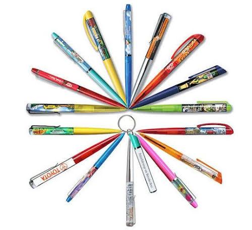 Floating Aqua Pens