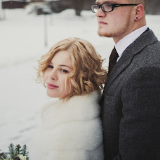Wedding photographer Anna Ovchinik (AnnetO). Photo of 24.12.2013