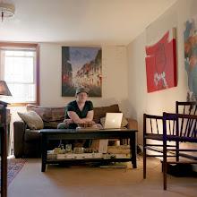 Photo: title: Wil Swink, Cambridge, Massachusetts date: 2011 relationship: friends, met through Emma Hollander years known: 0-5