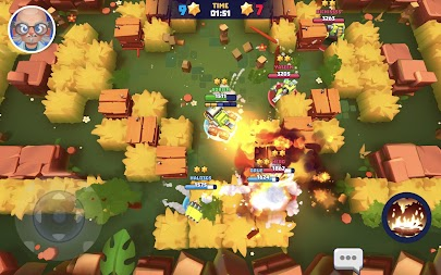 Tanks A Lot! - Realtime Multiplayer Battle Arena APK screenshot thumbnail 16
