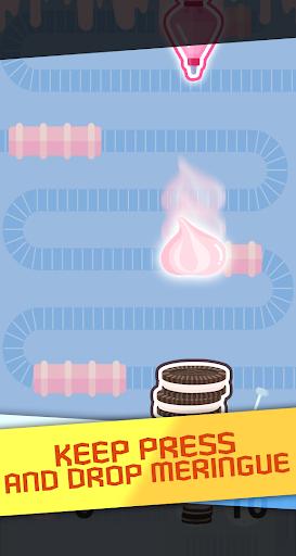 COOKIE MAKING GAME - Oreo Meringue Cookies 2.3 screenshots 2