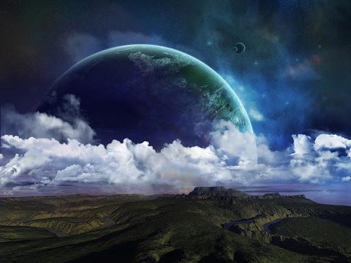 Earth Planet Live Wallpaper
