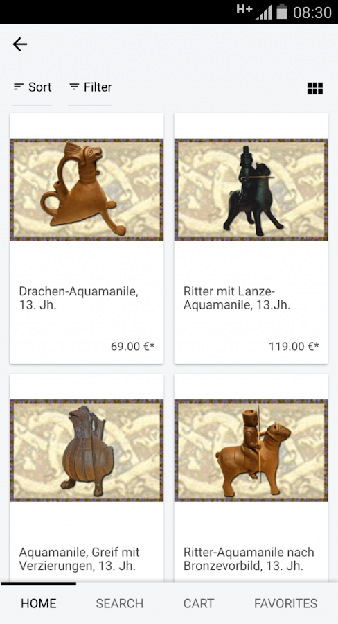Historymerchant-Shop- screenshot