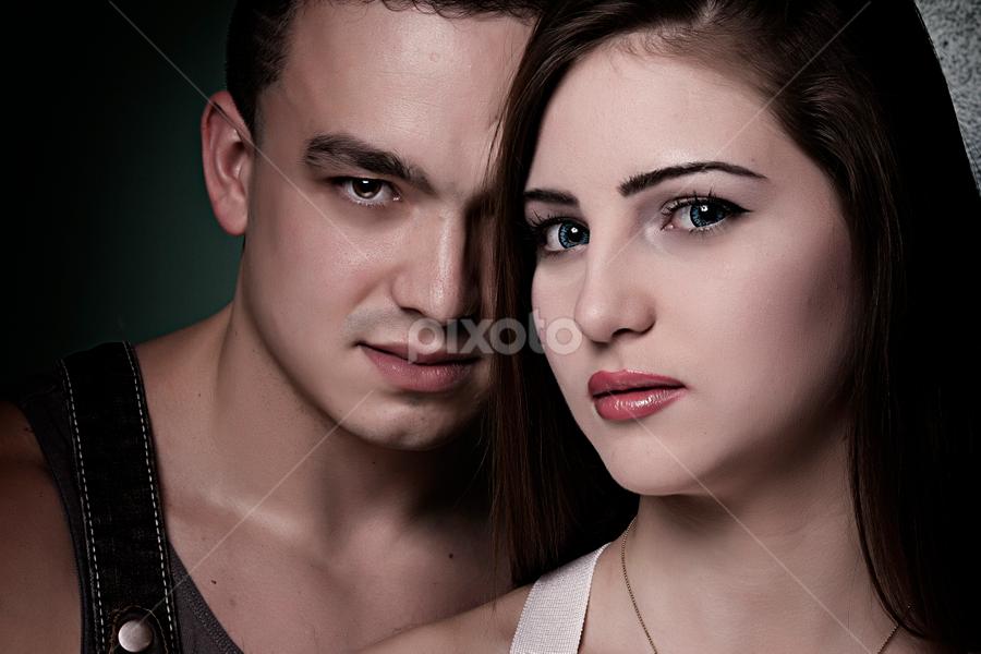 by Gabriel John Rimando - People Couples