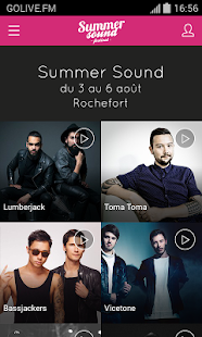 Summer Sound Festival- screenshot thumbnail
