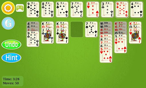 FreeCell Solitaire Mobile android2mod screenshots 3