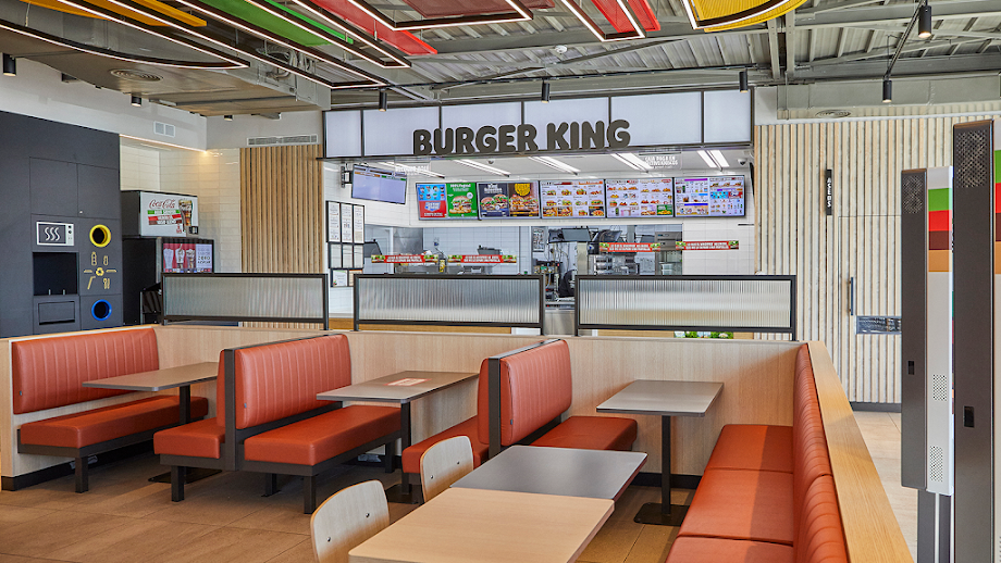 Foto Burger King 11