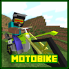 Motobike Mod for MCPE Addon APK Icon