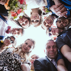 Wedding photographer Nikolay Vashukevich (6120002). Photo of 01.03.2016