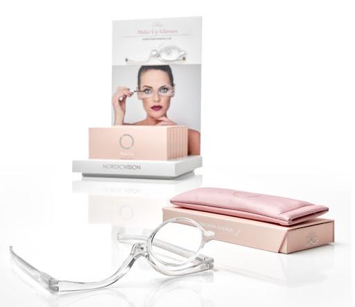 lentes de lectura y para maquillaje +3.5