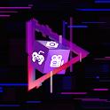 تطبيق الملك - ألعاب والفيديو icon