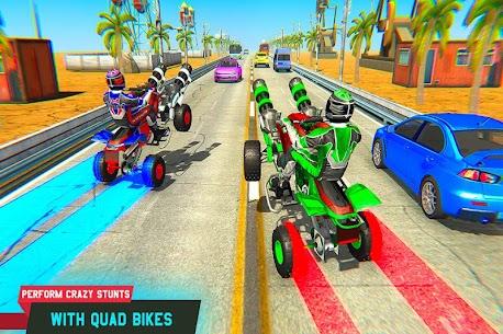 ATV Quad Bike Racing Simulator: Bike Shooting Game 5