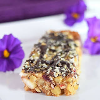 Nutty Paleo Granola Bars.