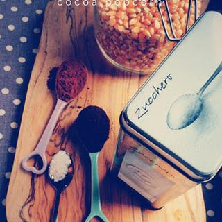 Cinnamon Olive Oil & Cocoa PopCorn