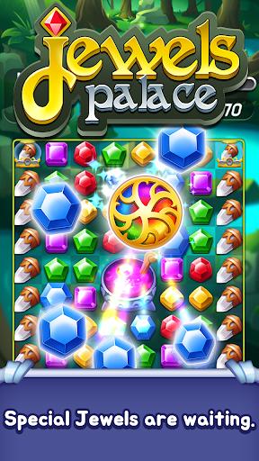 Jewels Palace : Fantastic Match 3 adventure 0.0.8 app download 2
