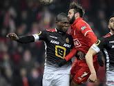 Duje Cop brak zijn neus in het duel tegen KV Mechelen