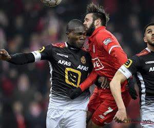 Standard-aanvaller loopt neusbreuk op in duel tegen KV Mechelen