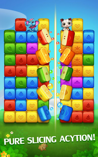 Happy Fruits Bomb - Cube Blast 1.8.3935 screenshots 12