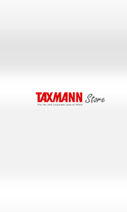 Taxmann Store- screenshot thumbnail