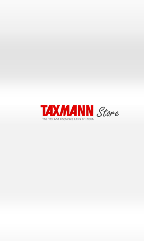 Taxmann Store- screenshot