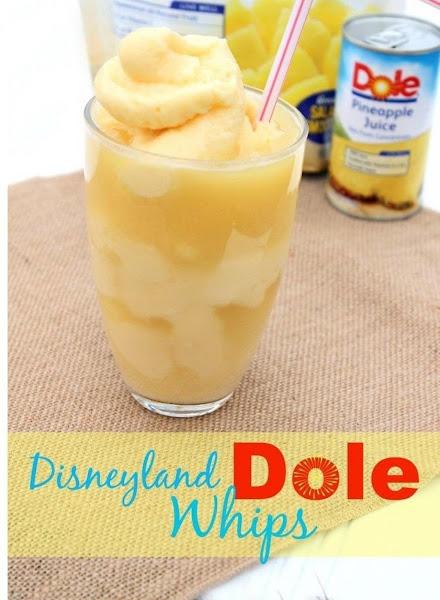 Disneyland Dole Whips Recipe