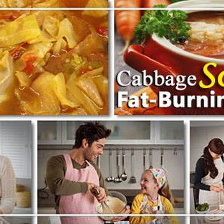 Cabbage Fat-Burning Soup Recipe for Weight Watchers.