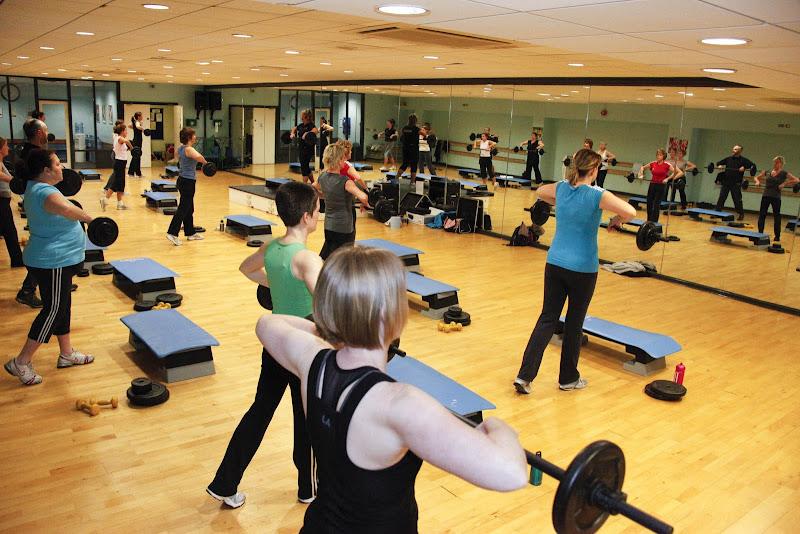 Photo: Macclesfield leisure Centre -