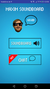 Maxim Soundboard - JA GEGE! - náhled