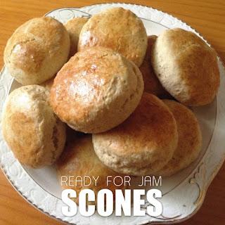 Scones Recipe