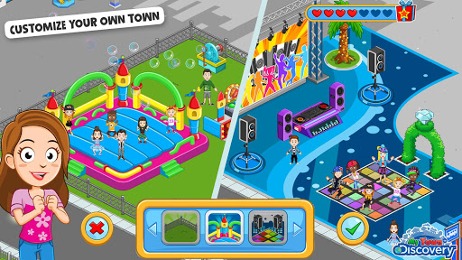My Town : Discovery Pretend Play screenshots 2