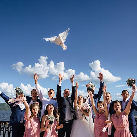 Wedding photographer Irina Shmurova (Shmurova). Photo of 20.09.2017