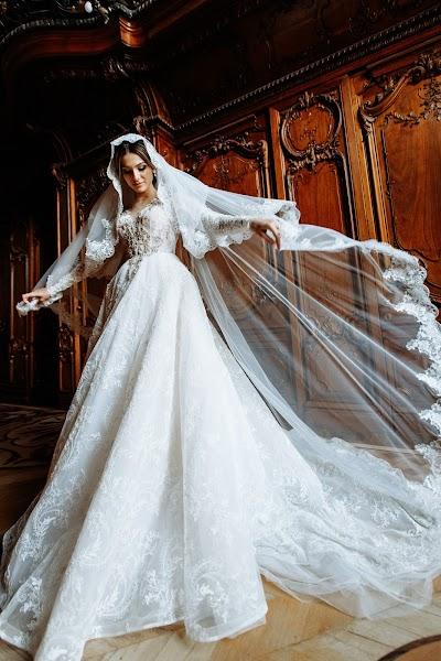 Wedding photographer Nazar Voyushin (NazarVoyushin). Photo of 31.10.2018