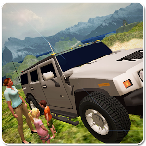 Monster Jeep Mountain Drive for PC and MAC